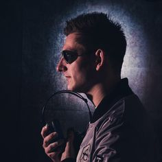 DJ I am SpaceMan Portrait, using a 3 light setup in our photography studio in Appleby Cumbria, WittWoo Photo. Profile Photography, Photography Services, Portrait Photography, Dj Photos, Cumbria, Lake District, Photo Sessions, Commercial, Shots