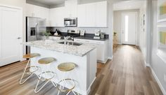 Evolve - Pardee Homes Pardee Homes, Common Area, Energy Efficiency, New Beginnings, Planer, Townhouse, Kitchen Dining, Building A House, Home And Family