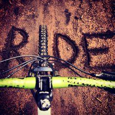 go ride!
