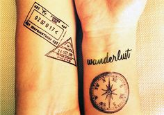 This is about the only permanent thing any wanderlust is looking for.
