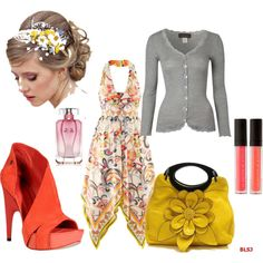 outfit, created by bstone17 on Polyvore