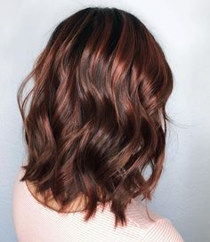 "Brittany Havican (@thehairprojecthtx) on Instagram: ""RED BALAYAGE. I can think of nothing more appropriate for Fall. Cut, as well, by yours truly.…"""