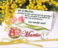 Martie, Fragrance