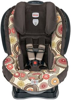Guess its time to get my 18 month old out of the infant carrier...Love this one. Britax Advocate 70-G3 - Anna