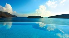 Complejo turístico & Spa Blue Palace, Grecia | 24 piscinas fabulosas a las que necesitas zambullirte antes de morir