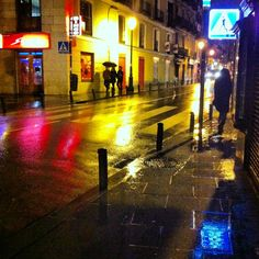 Rainy days ©Lourdes Pozo