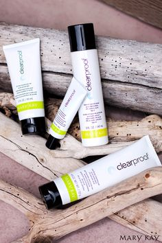 Show your best side with Mary Kay® Clear Proof® Acne System, clinically shown to provide clearer skin in just 7 days*. This four-product set unclogs pores, removes excess oil and leaves skin feeling healthier.