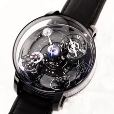 Watches For Men Luxury Astronomia Black Sky. Jacob & Co. Fancy Watches, Dream Watches, Expensive Watches, Best Watches For Men, Stylish Watches, Luxury Watches For Men, Cool Watches, Amazing Watches, Beautiful Watches