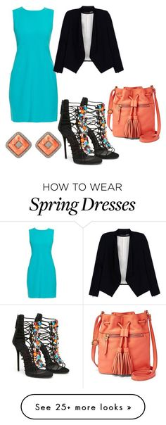"""""""Ready for Spring to Ring"""" by ahnismom on Polyvore featuring Diane Von Furstenberg, FOSSIL, Alice + Olivia, Susan Caplan Vintage, women's clothing, women's fashion, women, female, woman and misses -*-Dating & Relationship: http://qoo.by/2i08"""
