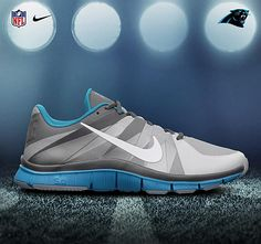 dd68689f2d5084 NIKE FREE TRAINER 5.0 – 2012 NFL DRAFT PACK Panthers Nike Football