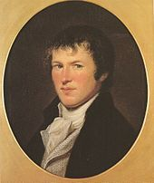 Alexander von Humboldt - von Humboldt depicted by Charles Willson Peale, 1805 Wikipedia, the free encyclopedia