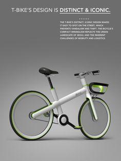 t-bike: a public bicycle design