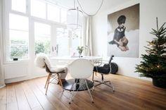 Jaren '30 woning met een Scandinavisch stoer interieur van Marrit de Lang