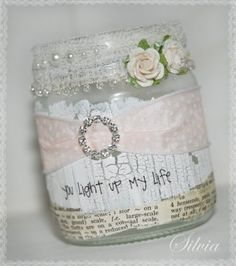 DIY:: Altered Jar