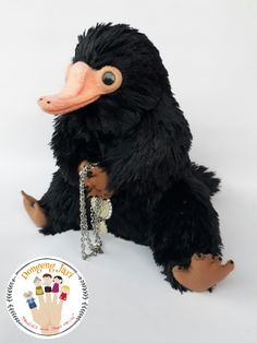 Niffler soft toy from Fantastic Beast And Where To Find Them . $15 (not including shipping from Indonesia) -pre order