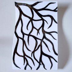 Fused Glass Sculpture. $160.00, via Etsy.