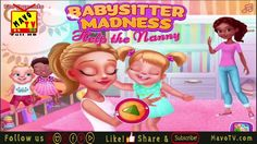 Baby sitter Madness Help the Nanny Game for Kids By MavoTV Subscribe Please :)  Hi Little Angels At Mavo TV We are going to have so much fun today We do videos for kid for open many surprise Easter Surprise Eggs as well as Kinder Surprise from different Movies Cartoon characters such as Disney Frozen Olaf the snowman Angry Birds Princess Anna Snow Queen Elsa Nick Jr. Bob the Builder Winnie the Pooh Hunny Pot Hello Kitty Choco Treasure Giant Disney Princess Chocolate Huevo Scooby-Doo Cartoon…