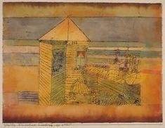 Miraculous Landing, or the 112!  - Paul Klee