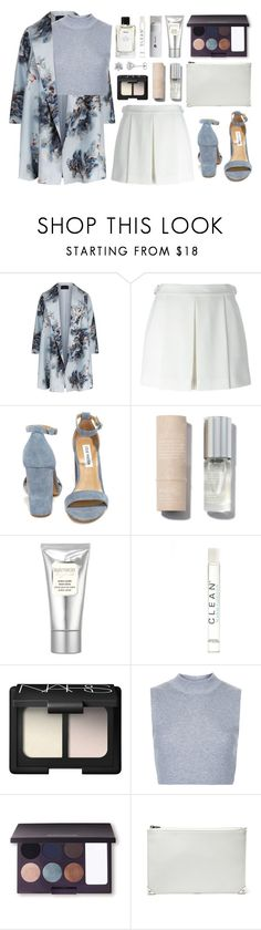 """Rinaldi"" by sophiehackett ❤ liked on Polyvore featuring Marina Rinaldi, Alexander Wang, Steve Madden, By Rosie Jane, Laura Mercier, CLEAN, NARS Cosmetics and Topshop"