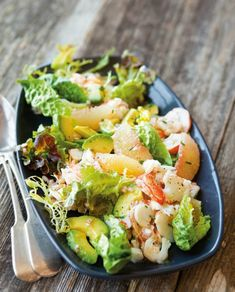 16 Winter Citrus Salads to Toss Up Now via Brit + Co