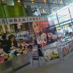#runningsushi #sushi #restaurant #food #foodporn #vienna #austria #toilet #running #japan #toiletvine #ginza #Yummy