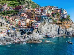 Although it's not the hidden gem it used to be, Cinque Terre, Italy, with its narrow winding roads, pastel homes, and amazing views of the Italian Riviera, is still well worth a trip.