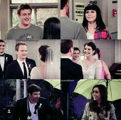 Find images and videos about how i met your mother on We Heart It - the app to get lost in what you love. How I Met Your Mother, Best Tv Shows, Favorite Tv Shows, Series Movies, Movies And Tv Shows, I Meet You, Told You So, Best Umbrella, Yellow Umbrella