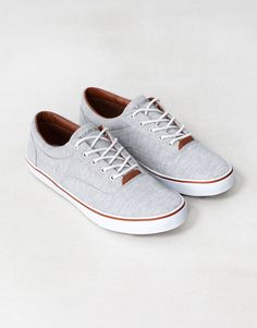 ASH GREY PLIMSOLLS - MEN'S SHOES - SHOES - Turkey