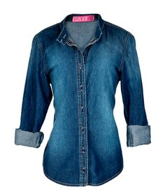 Camisa Jeans Jeans