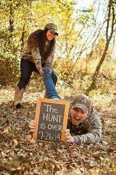 I love this for an engagement picture