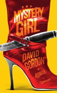 David Gordon: Mystery Girl (Suhrkamp Verlag)