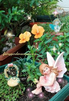 If you're not barefoot you're probably overdressed. My Fairy Garden, Fairy Gardens, Cape Town South Africa, Child Life, Faeries, Barefoot, Garden Sculpture, Outdoor Decor, Fairies