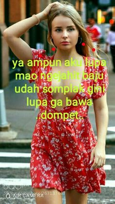 Mao ngejahit baju somplak lupa ga bawa dompet.. Personal Fitness, Fitness Goals, Happy Reading, I Need To Know, Jokes Quotes, Viral Videos, Hot Girls, Funny Memes, Humor