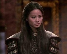 Jamie Chung as Mulan in Once Upon a Time, Season 3, Episode 3 - Quite a Common Fairy