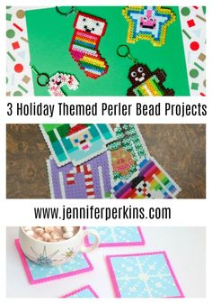 Three Adorable DIY P