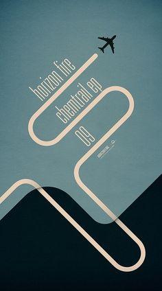 Минимализм от Paul Tebbott   художник постер плакат минимализм искусство   art иллюстрации иллюстратор minimal