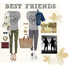 Birds Of A Feather - Matching Best Friends Shirts CustomizedGirl.com #bestfriends #bff