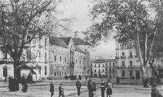 Distintas vistas de la Plaza del Campillo a principio del siglo XX