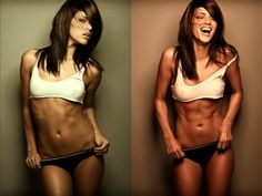 Maybe Ill Look Like My Girl Crush 1 Day Determination Is Key