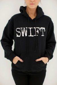 Taylor Swift - Black Guitar Hoodie