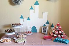 Honeybee Vintage: A Cinderella Birthday Party
