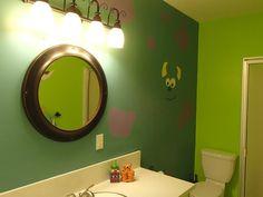 36 Best Monsters Inc Kids Bathroom 1