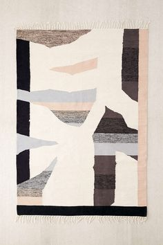 Cici Abstract Woven Rug