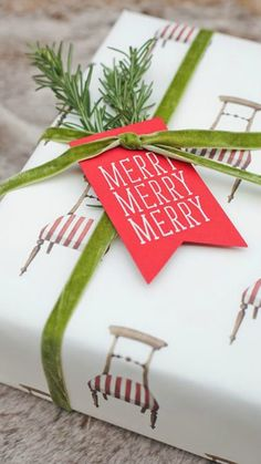 The Art of Gift Wrap ~ Several Beautiful Ideas!