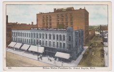 Nelson Mutter Furniture Co. - c. 1905