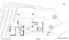 Casa en Zakynthos,Ground Floor Plan