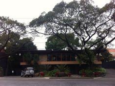 Out walking Sasha today.  I love this house in my neighborhood in Ayala Alabang Village, Muntinlupa, Metro Manila.