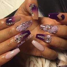 Love #nails #nailtimenfun #acrylicnails #nailart #naildiva #nailgame #nailgasm #nailporn #nailswag #nailcraze #nailmania #nailaddict #nailbling #nailfashion #nailobsession #nails2inspire  #3dnails