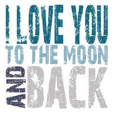 Love you.