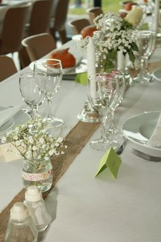 Wedding liberty on pinterest liberty mariage and liberty of london - Decoration table champetre jardin la rochelle ...